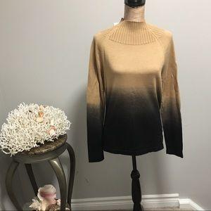 🇨🇦 Anne Klein- Cotton Sweater $28 or 🌺 2/ $30